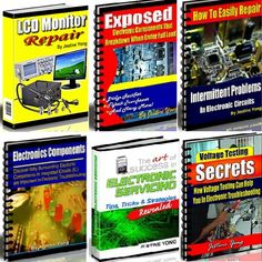 Download eBook Electronic Servicing and Repair Book Collection