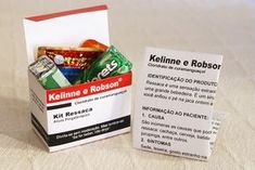 Anime sua festa distribuindo Kit´s ressaca como lembranças! Kit composto por: embalagem + bula personalizada; *Não fornecemos os doces, apenas as embalagens! **Pedido mínimo: 30 UNIDADES ***Antes de comprar, consulte nossas Políticas da Loja!