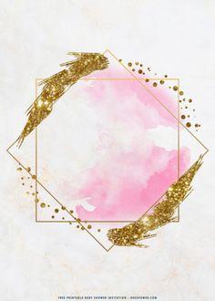 Nail Designer, Logo Background, Pink Glitter Background, Printable Baby Shower Invitations, Floral Logo, Instagram Logo, Flower Backgrounds, Lock Screen Backgrounds, Templates Printable Free