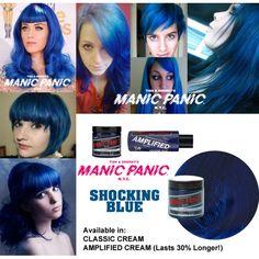 CLASSIC SHOCKING BLUE