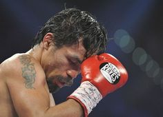 Manny Pacquiao has done his part to try and make a fight with Floyd Mayweather Jr. happen. (Getty)