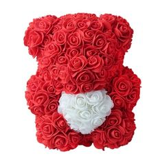 NOVA | Gifts For Her - Immortal Rose Teddy Bear Gift Box – Novarian Creations Christmas Gifts For Couples, Gifts For Kids, Gifts For Women, Valentine Gifts For Girlfriend, Valentine Day Gifts, Valentines, Roses For Her, Teddy Bear Gifts, Flower Fashion