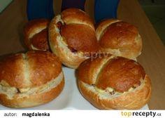 Zapékané housky recept - TopRecepty.cz
