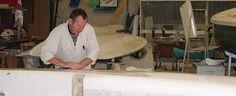 Hans Primowees I Polyester en watersport reparaties