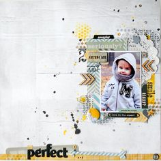 ILS - scrapbooking: Featured :: November sketch layouts