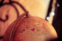 Somos Uma Só: Amor à distância