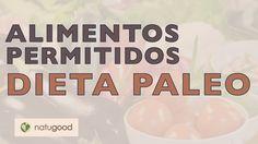 Dieta Paleo: alimentos permitidos