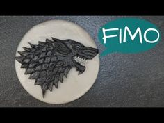 The Iron Throne Miniature with Polymer Clay - Game of Thrones - YouTube