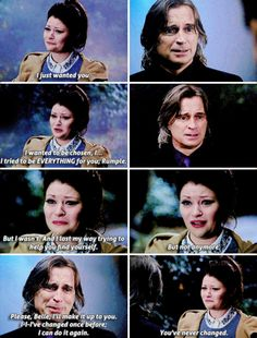 I'VE BEEN SHIPPING RUMBELLE SINCE THE END OF SEASON 1 AND NOW THE SHIP IS SUNK I DON'T KNOW WHAT TO DO WITH MYSELF