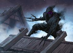 Ninja of the New Moon, Greg Opalinski