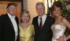 Свадьба Дональда и Мелании Трамп Свадьба Трампа и Мелании по масштабу и величию до сих пор входитдесятку самых лучших и экстравагантных свадеб мира. Донал