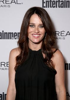 Actress Robin Tunney attends the 2016 Entertainment Weekly PreEmmy party at…