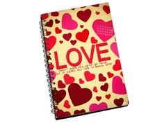 What: Love hearts note bookWhere: Snapdeal.comPrice: Rs. 295