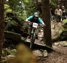 More SuperD race on Mount Seymour