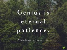 Short quotes: their meaning is condensed and their syntax is careful enough to convey the message with the minimum of words. Read and share these life quotes! Meaningful Quotes About Life, Inspiring Quotes About Life, Inspirational Quotes, Short Quotes, Wise Quotes, Wonder Quotes, Famous Words, Clever Quotes, Michelangelo