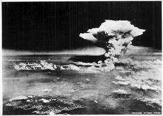 Reveladas fotos históricas do ataque nuclear a Hiroshima - JN