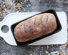 5rockvegan - Bread, Food, Powdered Milk, Simple, Recipies, Brot, Essen, Baking, Eten