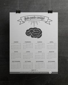 Feliz comienzo del 2017 y que mejor forma de empezar el año que compartir con todos vosotros unos calendarios chulos,  optimistas, variados e imprimibles. Os dejamos en nuestro blog unos calendarios molones para que los podáis descargar e imprimir en vuestra casa o en la oficina  en formato A4 y tener organizado día a día esos geniales días que os esperan llenos de metas por cumplir, propósitos, aventuras, sueños y risas muchas risas!. #calendarios #imprimir #descargables