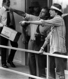 Francois Truffaut y Steven Spielberg