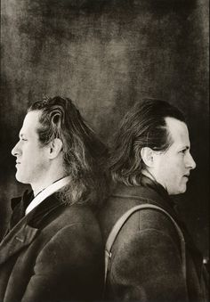The Quay Brothers Timothy and Stephen / Stop motion animation animators Surreal Artwork, Action Film, The Brethren, Fashion Mode, Film Director, Stop Motion, Life Is Beautiful, Photo Editor, Filmmaking