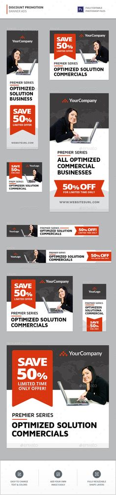 Discount Promotion Banners - Banners & Ads Web Elements Download here : https://graphicriver.net/item/discount-promotion-banners/19540795?s_rank=129&ref=Al-fatih