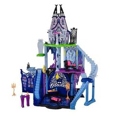 Monster-High-Freaky-Fusion-Catacombs-Castle-PREORDER-NIP