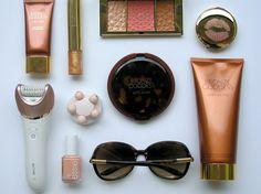 Home & Art: Beauty Flash: A little sun-kiss to your skin
