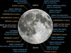 Near side of the Moon - Wikipedia