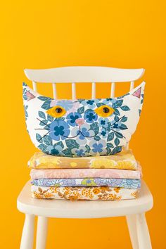 Sewing project: vintage cat cushion tutorial in Mollie Makes 39