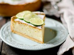 Everyone will be begging you for the recipe once they try this delicious key lime pie! It's just that delicious!
