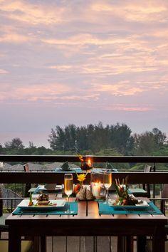 Dine alfresco at Chom Talay and tuck into international and Thai favorites. #Jetsetter Mandarava Resort (Karon, Thailand)