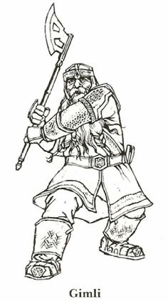 the hobbit movie coloring pages - Enjoy Coloring | The Hobbit ...