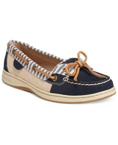 Sperry's. My absolute favorite summer time shoe to just throw on, besides flip flops of course!