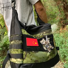 Military Messenger Bag, Molle System, Satchel, Crossbody Bag, Military Fashion, Laptop Bag, Cycling, Stuff To Buy, Bags