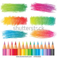 Buy Colorful Pencil Drawings by mart_m on GraphicRiver. Colorful pencil drawings and color pencils. Eps 10 and Ai CS 3 included. Fish Drawings, Pencil Drawings, Pencil Texture, Palm Tree Vector, Paint Vector, Heart Hands Drawing, Fish Vector, Artist Supplies, Pencil Art