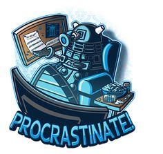 Procrastinate!!!