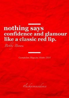 Trendy Nails Red Tips Shades Red Colour Quotes, Red Lipstick Quotes, Lips Quotes, Red Quotes, Makeup Quotes, Beauty Quotes, Makeup Pics, Kate Spade Quotes, Caption Quotes