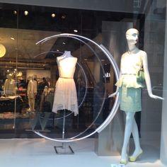 Zara display window