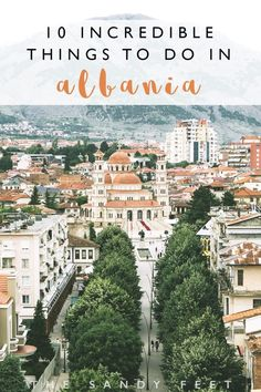 Albania Travel Guide: 10 Incredible Things To Do In Albania Your Complete Albania Travel Guide : The Best Things To Do In Albania For Every Type Of Traveller. Visit Albania, Albania Travel, Europe Travel Guide, Travel Guides, Travel Destinations, Travelling Europe, Traveling, Asia Travel, Budget Travel