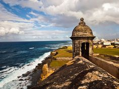 "Give your meetings an international feel without needing a passport.  -- ""Puerto Rico may be a US territory, but there are certain parts of this beautiful Caribbean island that feel distinctly like a foreign land -- and El Morro is one such place."" - @Travel Channel."