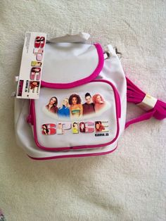 Spice Girls Small Backpack