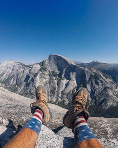 #TBT to a hot summer day hike at one of America's iconic parks, @yosemitenps…