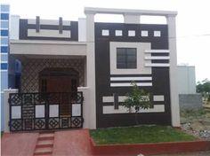 Front Elevation Of Independent House Joy Studio Design