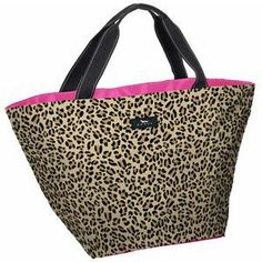 Scout Def Leopard Gameday Tote