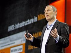 Amazon Web Services is now a $17.5 billion business  ||  print Amazon Web Services CEO Andy Jassy Amazon  Amazon Web Services, the cloud computing division of Amazon, saw major gains in fourth quarter 2017 earnings Thursday as the tech giant tighens its lead in the cloud wars.  In fact, Amazon Web Services accounted for 73% of the net income Amazon as a whole posted in the holiday quarter. AWS had $5.1 billion in sales for the…