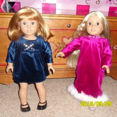 PDF Doll Clothes Sewing Pattern for the 18 inch Doll   Easy Directions