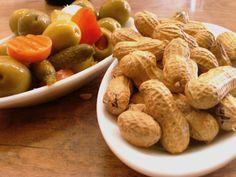 Encurtidos y cacao de collaret, imprescindibles en el almuerzo La Pascuala