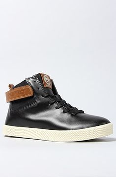 145be809db86 The Nove L Sneaker in Black   Papyrus