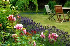 Nejkrásnější styly okrasných zahrad - anglická zahrada
