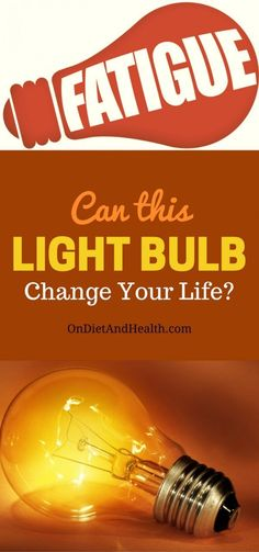 Does light affect sleep and energy? Can a lightbulb change your life. The sleep/wake cycle is run by daylight and by darkness. Are you getting enough daylight and using Blue Blockers or yellow bulbs at night?